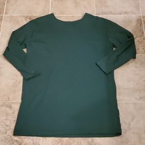 Styleworks green tunic
